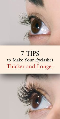 Wondering how you can make your eyelashes grow longer than ever before? Learn the secret tricks & tips that can help make this happen.