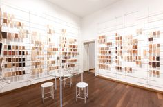 The Milan LabStore, located inside the prestigious Brera Design District, is the operation heart of Slow Wood. In addition to our Xylotheque, a material Material Library, Photo Wall, Milano, Furniture, Design, Home Decor, Photograph, Decoration Home, Room Decor