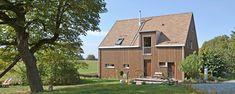 PROJEKTY · Dům v krajině  #rodinnydum #drevostavba