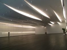 Lighting Design Awards 2014:  Winner, International Project (Interiors)  The Heyder Aliyev Cultural Centre in Baku by MBLD