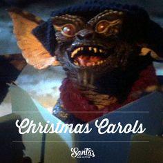 Gremlins - http://santasredletter.com