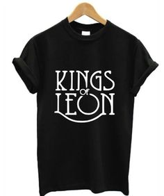 KINGS OF LEON T SHIRT MUSIC TOUR ROCK BAND AMERICAN NASHVILLE Followill, Ivan Na #Gildan