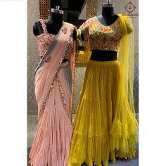 Lehenga, Pastel, Sari, Shopping, Fashion, Saree, Moda, Cake, Fashion Styles
