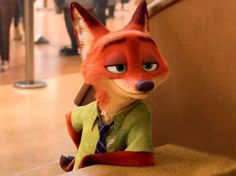 Zootopia Characters Revealed 3