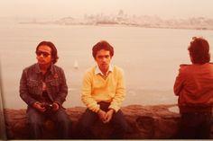 Golden Gate Bridge, San Francisco, California 1982