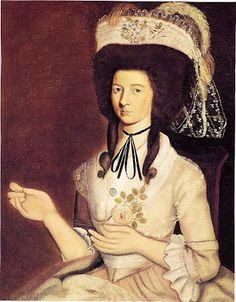 John MacKay or M'Kay, Ruth Stanley Mrs John Mix of Connecticut 1788