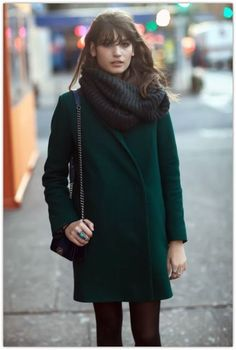 green fashion outfit / groene fashion outfit