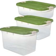 rubbermaid roughneck latching clear totes