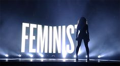 You can't see this Beyoncé GIF and *still* argue that #feminism is dead. But if you do...