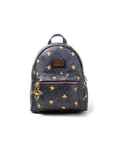 Disney - Aladdin dames mini rugtas met all over print zwart Cute Mini Backpacks, Stylish Backpacks, Disney Purse, Disney Disney, Disney Stuff, Mini Mochila, Backpack Pattern, Disney Merchandise, Cute Bags
