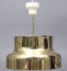 Brass Bumling lamp