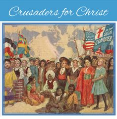 Crusaders for Christ - Awesome Catholic website full of freebies and wonderful finds from old books and more!