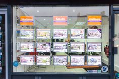 Chorlton Estate Agents window Led Board, Estate Agents, Office Ideas, Over The Years, Windows, Frame, Modern Offices, Trendy Tree, Picture Frame