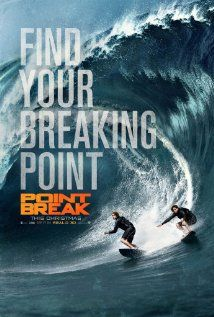 Point Break (2015) Poster