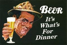 Well that says it all. #beer #drink #sign