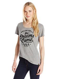 Life is good Women s Creamy Scoop T-Shirt (Heather Gray) d496967f5