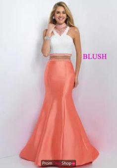 Blush Dress 11004