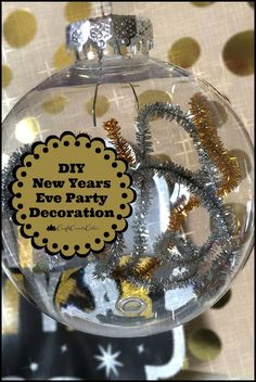 Family fun new year s eve party ideas new years eve for Fun new years eve party ideas