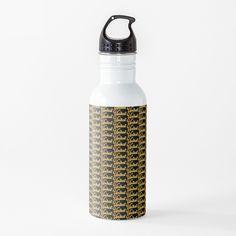 Designs, Water Bottle, Mini Skirts, Blue, Drinking Water Bottle, Flasks, Drinking, Clock, World