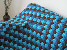 Tunisian Crocheted Afghan | Craftsy