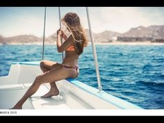 Miss Reef calendario 2015 - Exitoina Bikini Babes, Thong Bikini, Boat Girl, Girl Beach, Pin Up, Float Your Boat, Club Parties, Bikinis, 2015 Calendar
