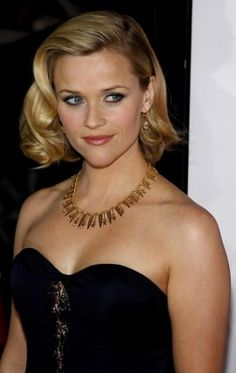 Reese Witherspoon Retro Hairstyle: May try.maybe my fav!