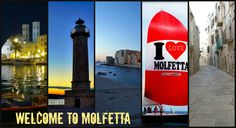 Molfetta - Puglia - Italy: I Love Molfetta. marketing, incoming, turism, logo, brand, now how, welcome, emigration, city. www.ilovemolfetta.it