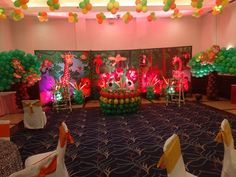 How To Make Baby's First Birthday Party A Memorable One In delhi, faridabad, noida, ghaziabad, gurgaon ,najafgarh,dwarka, ncr.  you can go for balloon decorations. Baby and kids will like balloons and they love playing with them. Still, you wanted the theme for a birthday party? Okay, we have a solution for that as well. First Birthday Party Decorations, First Birthday Themes, First Birthdays, Birthday Organizer, Balloon Decorations, Table Decorations, Balloons, How To Memorize Things, Baby