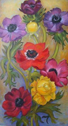 Die 90 Besten Bilder Von 102 Old Clipart Blumen Flowers Bloemen