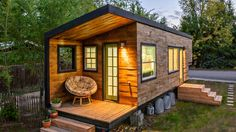 Architect Macy Miller had a big idea: Build a tiny house. After dealing with a messy foreclosure, the 30-year-old sought a way to have a place of her own while avoiding the mortgage trap. Her solution: Build a micro home.