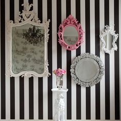 My Deer Looking Glass | Small / Wall Mirrors | Mirrors & Screens | French Bedroom Company