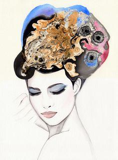 Illustration by Amilka Olga Vercholamova - ego-alterego.com