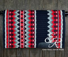 Horse Gear, Horse Tack, Saddle Pads, Show Horses, All Design, Make It Yourself, Blanket, Wool, Handmade