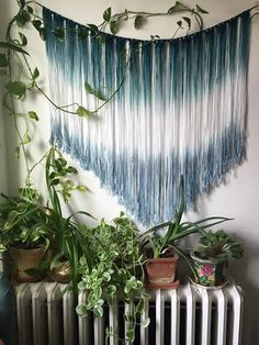 Macrame Wall Hanging by SlowDownProductions on Etsy