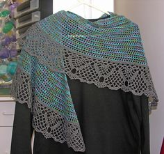 Ravelry: A striped life / La vie en rayures pattern by EclatDuSoleil