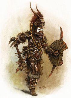 meanwhilebackinthedungeon: — John McCambridge Darkwarrior