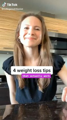 Easy Weight Loss Tips That Actually Work Fitness And Workout TikTok