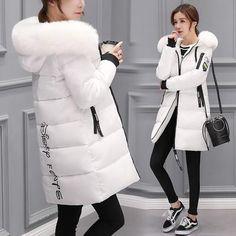 Girls Winter Jackets, Winter Coats Women, Coats For Women, Jackets For Women, Clothes For Women, Women's Jackets, Long Parka, Winter Mode, Womens Parka
