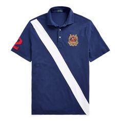 Ralph Lauren France, Polo Ralph Lauren, Polo Team, Le Polo, Polo Classic, Slim Fit Polo, Sports Shirts, Casual Shirts For Men, Men Dress