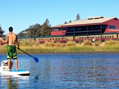 A great way to spend an afternoon. SUP on the Napa River by the Wine Train Station Wine Train, California Wine, Napa Valley, Train Station, Wine Country, Boating, Adventure Travel, Bucket, Outdoors