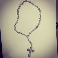 Rosary tattoo sketch by - Ranz