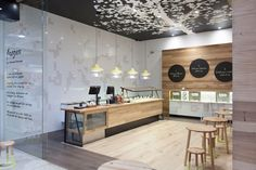 Frozen by a Thousand Blessings store by Kalliopi Vakras Architects Melbourne