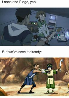 Well, considering it's made by the same people as ATLA and LoK, people shouldn't be that surprised.