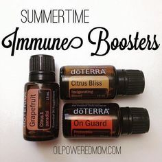 Summertime Immune Booster