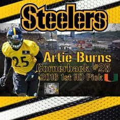 ARTIE BURNS Pitsburgh Steelers, Divas, Pittsburgh Sports, Steeler Nation, American Football, Football Team, Nostalgia, Burns, Passion