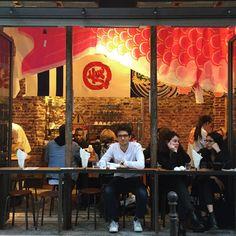 Kunitoraya à Paris, Île-de-France Japonais INCROYABLE Udon et Donburi de fou!