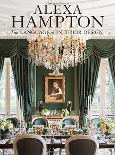 "Alexa Hampton's Book: ""The Language of Interior Design."" Spring Market 2013 book signing at Kravet in LDC!"