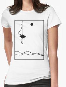 Poirot T-shirt moulant femme