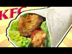 Kfc, Make It Yourself, Facebook, Ethnic Recipes, Youtube, Food, Essen, Meals, Youtubers