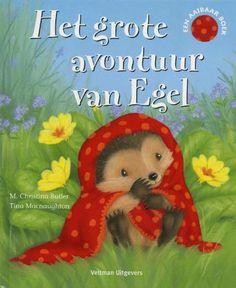 Boekenhoek: het grote avontuur van Egel